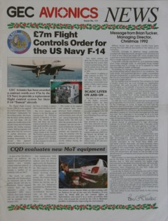 GEC AVIONICS NEWS No. 111