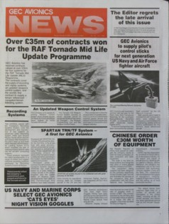 GEC AVIONICS NEWS No. 095