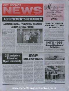 GEC AVIONICS NEWS No. 075