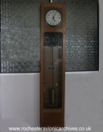 Master Time Recording Clock