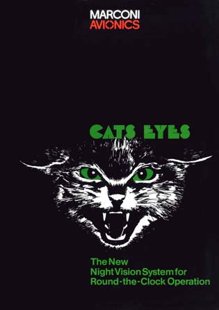 Cats Eyes™ - The New Night Vision System for Round-the-Clock Operation