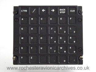 Common Command Unit Main Keyboard (space model)