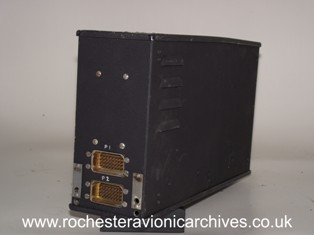 VC10 Flight Instrument Amplifier