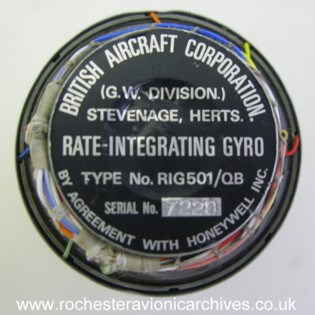 Rate Integrating Gyro
