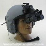 Helmet with Ground Owl™ Goggles