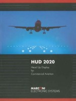 HUD 2020™ Head Up Display for Commercial Aviation