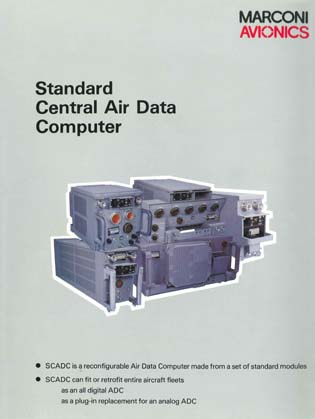 Standard Central Air Data Computer [SCADC, 1982]