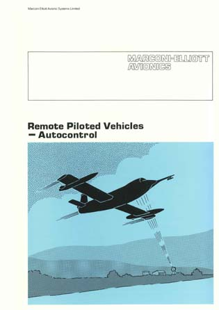 Remote Piloted Vehicles - Autocontrol