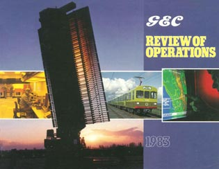 GEC Review of Operations 1983