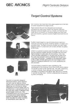 Target Control Systems