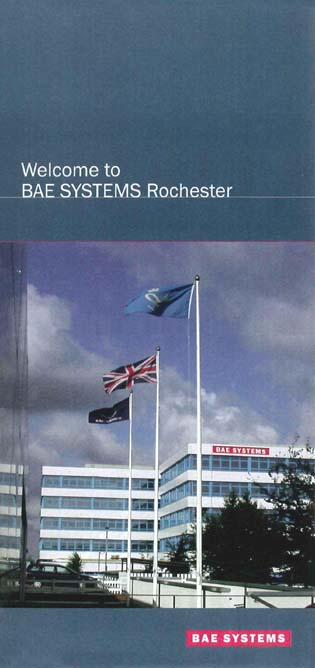 Welcome to BAE SYSTEMS Rochester