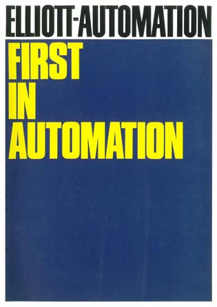Elliott-Automation - First In Automation