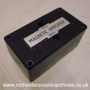 Magnetic Amplifier Module
