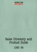 Sales Directory & Product Guide - 1983-84