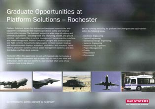 Graduate Opportunities at Platform Solutions - Rochester