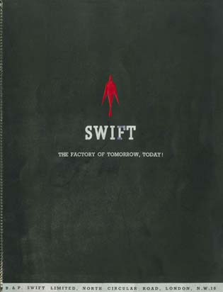 Swift - The Factory of Tomorrow, Today!