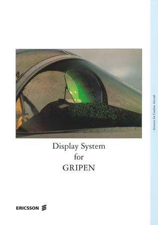 Display System for Gripen