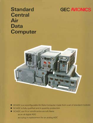 Standard Central Air Data Computer [SCADC, 1985]