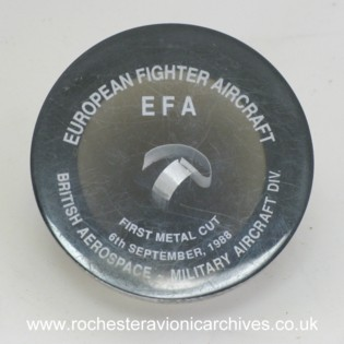 EFA Paperweight