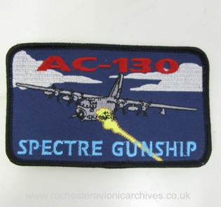 AC-130 Cloth Badge