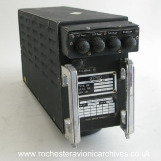 VC10 Power Junction Box