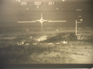 A-7 Night. A-7 FLIR Low level attacks
